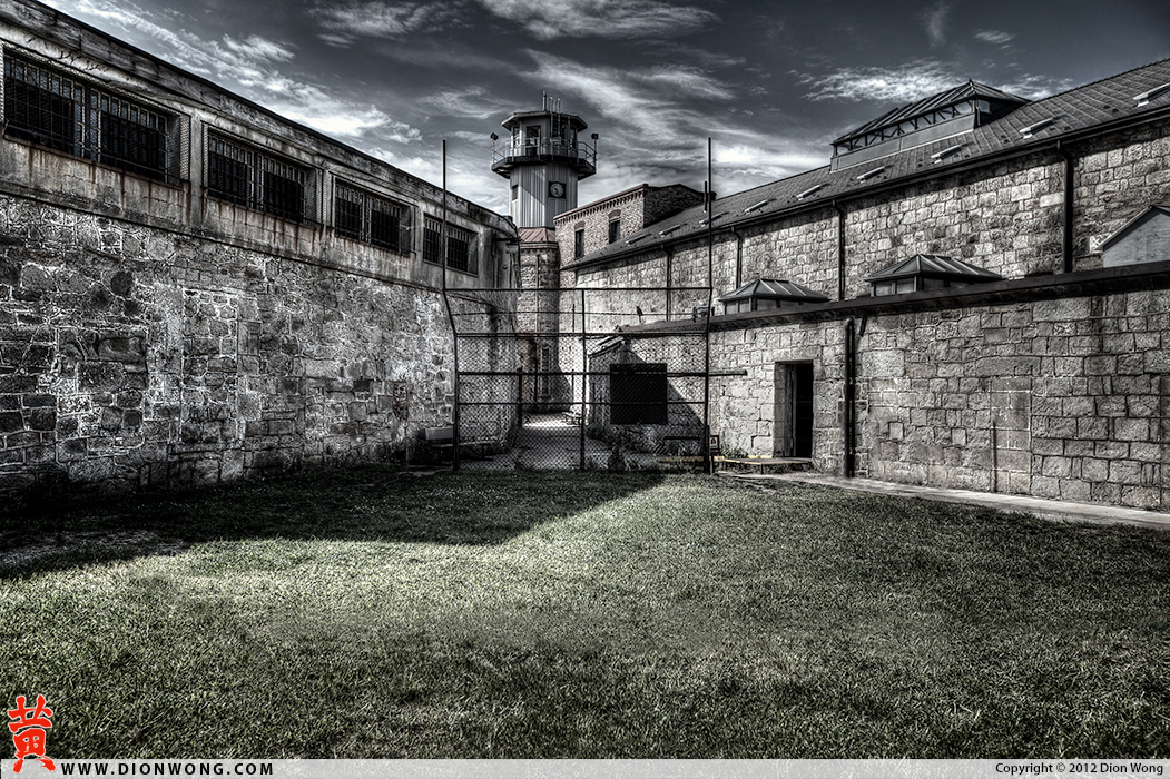 Eastern State Penitentiary - Outdoors