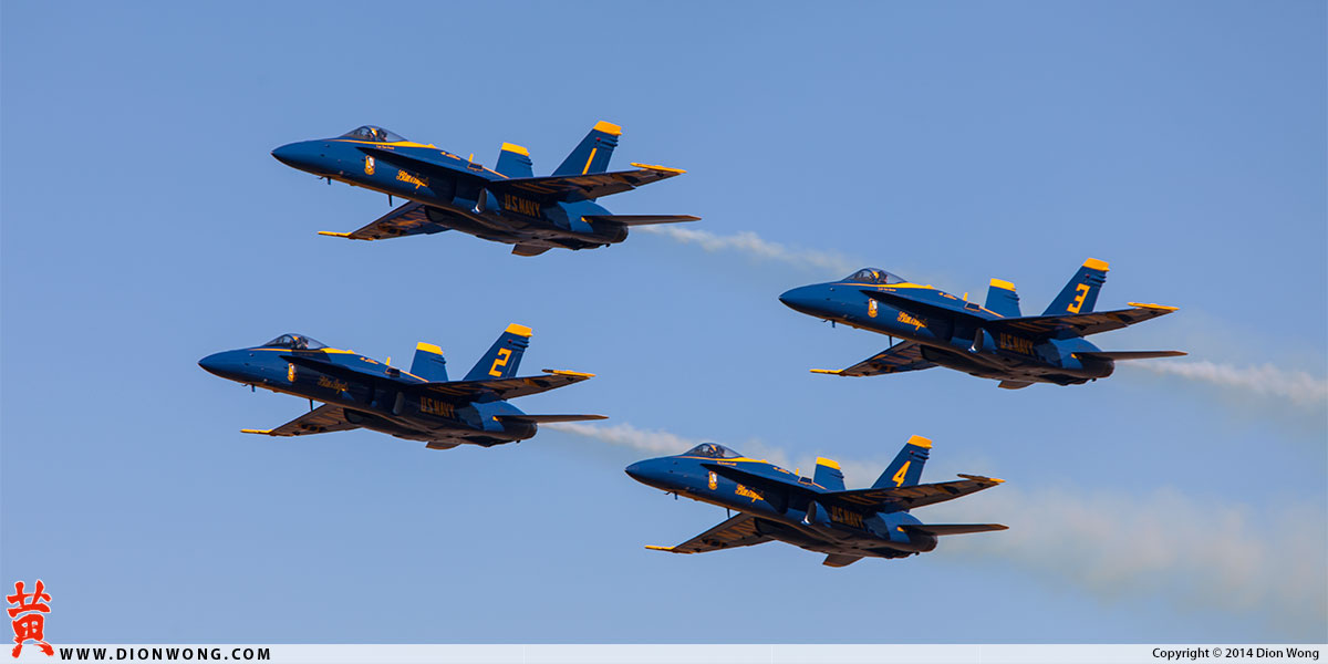 Oakland CA Blue Angels 1
