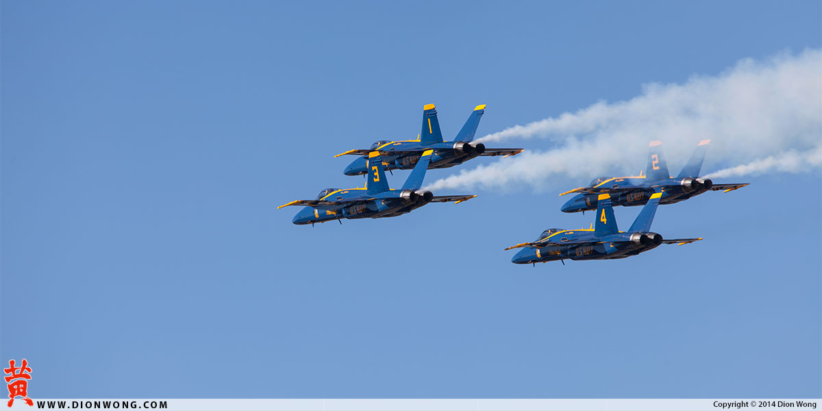 Oakland CA Blue Angels 2